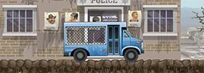 Prisión Conductor de autobús Game