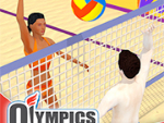 Qlympics Volleyball