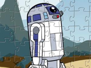 Puzzle R2-d2