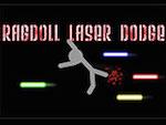 Ragdoll Laser Dodge 2