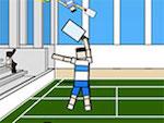 Ragdoll tenisz