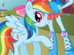 Rainbow Dash poney