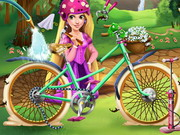 Rapunzel s Bicycle