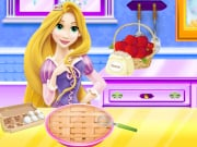 Razpunzel Apple Pie Recept