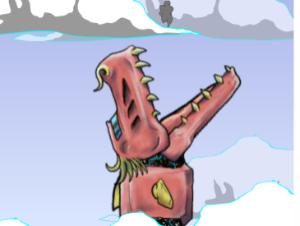 Спасяване дракон