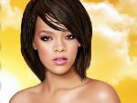 Rihanna híresség átalakítása