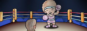 Ringside herói Game