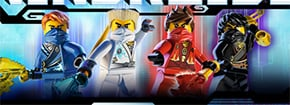 Ninjago Rise Of The Nindroids Game