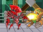 Robo Duel Lucha 3