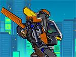 Excavadora Robot
