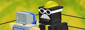 Lego Robot Game