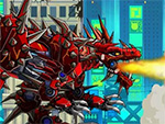 Robot Erőszakos T-Rex