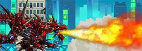 Robot violento Rex Game