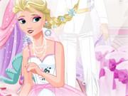Durchgehen gefrorene Braut