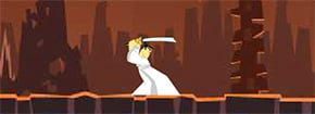 Samurai Jack código do samurai Game