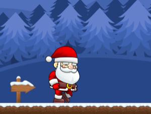 Santa 5 Game