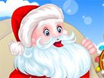 Santa no Spa