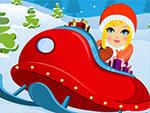 De Santa Snow Rider