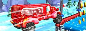 Santa Rider Truck Driving 3D Game