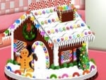 Saras Cooking Class Gingerbread House