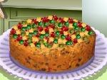 Torta de la fruta Clase de cocina Saras