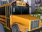 School Bus 3d Conductor