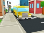 School Bus parkering Frenzy 2