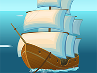 Course de navires