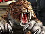 hổ răng kiếm Rampage