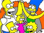 Die Simpsons Coloring