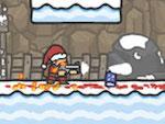 Slay avec le Père Noël