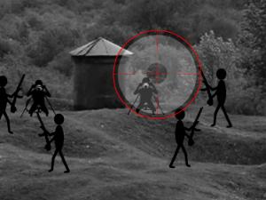 sniper Première Guerre mondiale