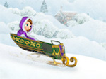 Magical Race Sled