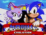 Sonic Mobius Evolution