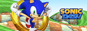 Di Sonic Dash online Game