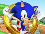 Di Sonic Dash online