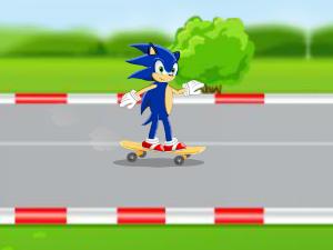 Sonic Korcsolyázás