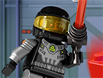 Minifigures Space Trap