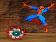 Entrenamiento Spiderman-Hero