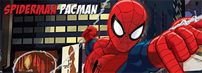 Spiderman Pacman Game