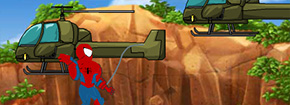 Spider Man Mundial Journey
