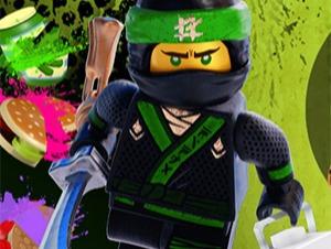 Lego Ninjago Spinjitzu Schrägstrich