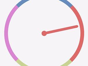 Spinny círculo en línea