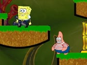 Spongebob et Patrick New Action 3