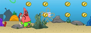 Bob Esponja Bubble Jet Game