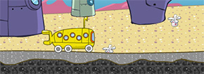 Spongebob Bus Express Game