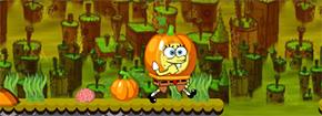 Bob Esponja de Halloween Run