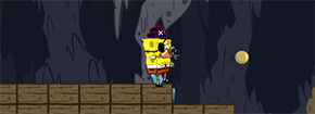 Spongebob The Pirate Game