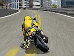 Défi moto sportive