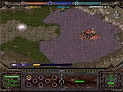 Acción Flash de Starcraft 5